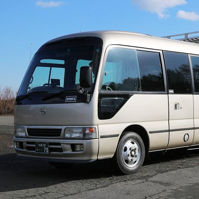 マイクロバス 2号車